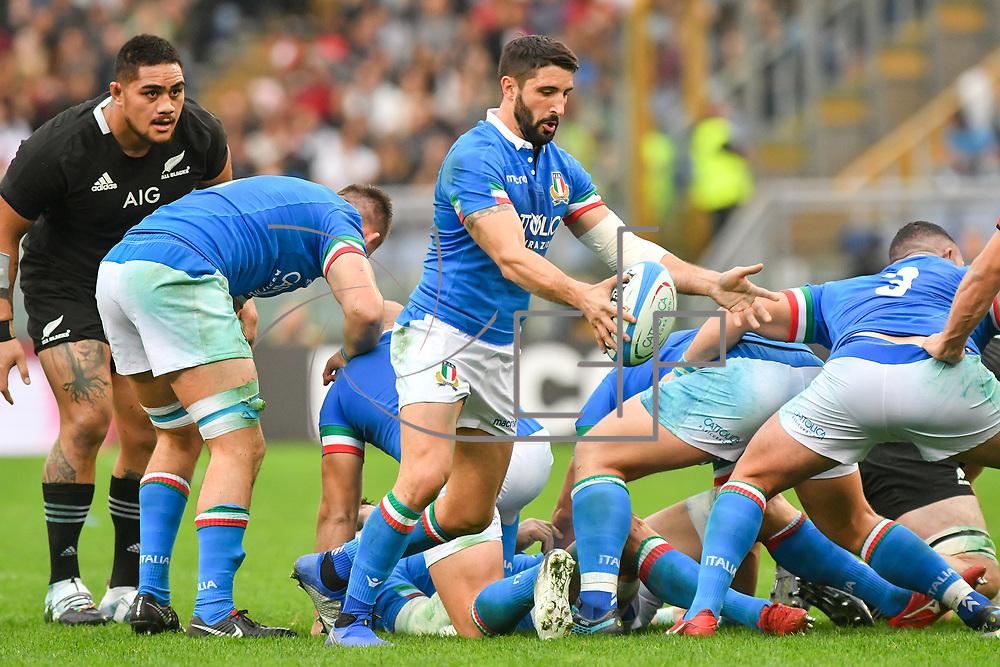 Roma 24/11/2018<br /> Cattolica Test Match<br /> Italia vs Nuova Zelanda<br /> Tito Tebaldi