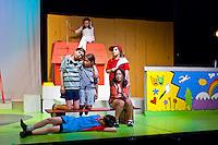 "Berkeley Playhouse presents ""You're a Good Man, Charlie Brown."""