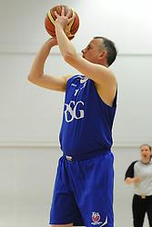 Nick Burns - Photo mandatory by-line: Dougie Allward/JMP - Mobile: 07966 386802 - 23/05/2015 - SPORT - Basketball - Bristol - SGS Wise Campus - Bristol Flyers v  - Bristol Flyers All-Star Game