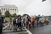 Groups march in Washington DC defending DACA