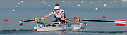 Varese. ITALY. NOR ASW1X.  SKARSTEIN, Birgit 2015 FISA World Cup II Venue Lake Varese. Thursday  18/06/2015 [Mandatory Credit: Peter Spurrier/Intersport images]