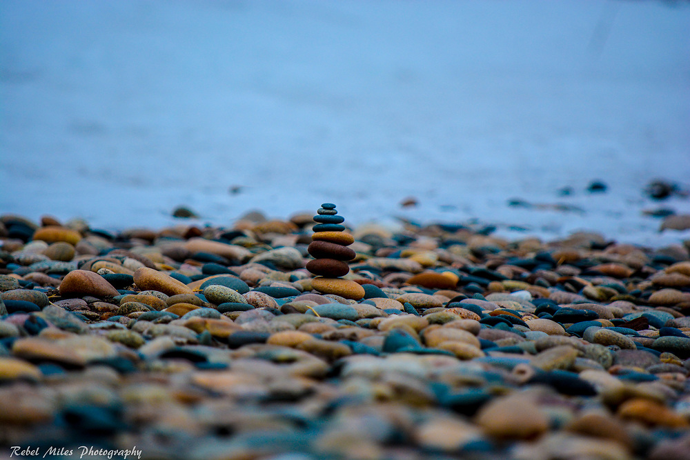 Lake Superior Rock Sculpture