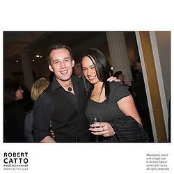 Shane Green;Tory Whanau at the Out Of The Blue Premiere 06 at the Embassy Theatre, Wellington, New Zealand.<br />