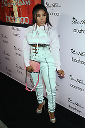 June 20, 2018 - Los Angeles, California, USA - LIL' KIM attends Paris Hilton x boohoo.com Official Launch Party at Delilah in West Hollywood, California. (Credit Image: © Billy Bennight via ZUMA Wire)