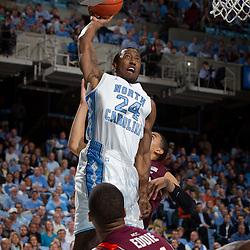 2011-01-13 VA Tech at North Carolina basketball