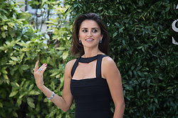 Penelope Cruz attends Atelier Swarovski - Cocktail Of The New Penelope Cruz Fine Jewelry Collection during Paris Haute Couture Fall Winter 2018/2019 in Paris, France on July 02, 2018. Photo by Nasser Berzane/ABACAPRESS.COM