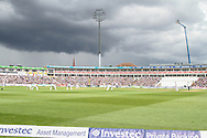 Egbaston during the 3rd Investec Ashes Test match between England and Australia at Edgbaston, Birmingham, United Kingdom on 29 July 2015. Photo by Shane Healey.