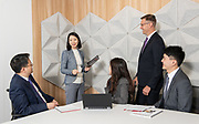 RGA Corporate Photos in , Hong Kong, China, on 31 January 2019. Photo by Lucas Schifres/Studio EAST