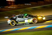 Qualifying Paul Dalla Lana (CAN) / Pedro Lamy (PRT) / Mathias Lauda (AUT) driving the LMGTE Am  Aston Martin Racing  Aston Martin V8 Vantage 24hr Le Mans 15th June 2016