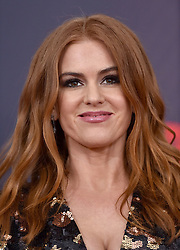 2018 iHeartRadio Music Awards. The Forum, Inglewood, California. Pictured: Marshmello. EVENT March 11, 2018. 11 Mar 2018 Pictured: Isla Fisher. Photo credit: AXELLE/BAUER-GRIFFIN/MEGA TheMegaAgency.com +1 888 505 6342