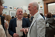 CHARLES SAUMERAZ SMITH, Royal Academy of Arts Summer Exhibition Preview Party 2011. Royal Academy. Piccadilly. London. 2 June <br /> <br />  , -DO NOT ARCHIVE-© Copyright Photograph by Dafydd Jones. 248 Clapham Rd. London SW9 0PZ. Tel 0207 820 0771. www.dafjones.com.