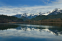 Baker Lake North Cascades Washington