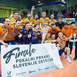 20200119: SLO, Volleyball - Finale Pokala Slovenije, ACH Volley vs OK Merkur Maribor