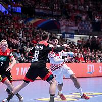 20200118 Men´ EHF Euro 2020 Kroatien - Deutschland