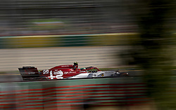 March 16, 2019 - Melbourne, Australia - Motorsports: FIA Formula One World Championship 2019, Grand Prix of Australia, ..#99 Antonio Giovinazzi (ITA, Alfa Romeo Racing) (Credit Image: © Hoch Zwei via ZUMA Wire)