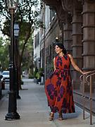 Mariam Spurlock, Cover shoot for Charleston Lifestyle Magazine