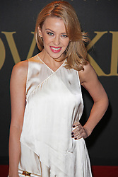 Kylie Minogue, The British Fashion Awards 2014, The London Coliseum, London UK, 01 December 2014, Photo By Brett D. Cove © Licensed to London News Pictures. 02/12/2014. Brett D Cove/PIQ/LNP
