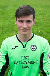 Partick Thistle goalkeeper Jamie Sneddon
