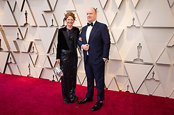 February 24, 2019 - Hollywood, California, U.S. - Oscar nominee, Kevin Feige arrives on the red carpet of The 91st Oscars at the Dolby Theatre in Hollywood. (Credit Image: ? AMPAS/ZUMA Wire/ZUMAPRESS.com)