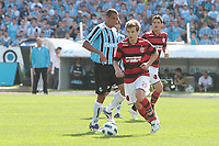 20111030: PORTO ALEGRE, BRAZIL - Football match between Gremio and  Flamengo teams held at the Sao januario. In picture Thomas Bedinelli (Flamengo) <br />