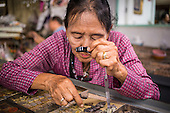 The Amulet Market in Bangkok