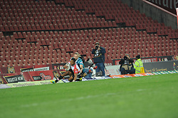 South Africa - Johannesburg, Emirates Airlines Park. 24/08/18  Currie Cup. Lions vs Griquas. Sylvian Mahuza scroes a try as he is tackled by Griquas Christiaan Meyer. <br /> 2nd half.  Picture: Karen Sandison/African News Agency(ANA)