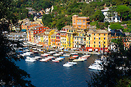Portofino - Liguarian harbour holiday resort .<br /> <br /> Visit our ITALY HISTORIC PLACES PHOTO COLLECTION for more   photos of Italy to download or buy as prints https://funkystock.photoshelter.com/gallery-collection/2b-Pictures-Images-of-Italy-Photos-of-Italian-Historic-Landmark-Sites/C0000qxA2zGFjd_k