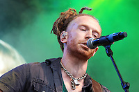 West End Live 2016; Trafalgar Square; London UK; 18-19 June 2016; Photo by Brett D. Cove; American Idiot; Green Day; Newton Faulkner; Lucas Rush