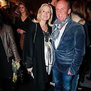 NLD/Hilversum/20121118 - 100ste Linda de Mol editie, Kippenvelconcert 2012, Sonja Bakker en partner Jan Reus