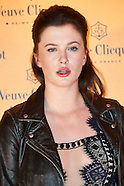 102716 Ireland Basinger-Baldwin attends Yelloween Party by Veuve Clicquot