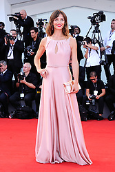 Francesca Cavallin attending the Opening Ceremony and the Premiere of the movie Downsizing during the 74th Venice International Film Festival (Mostra di Venezia) at the Lido, Venice, Italy on August 30, 2017. Photo by Aurore Marechal/ABACAPRESS.COM