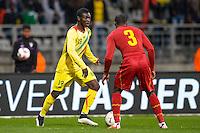 Adama Traore  - 31.03.2015 - Ghana / Mali  - Match amical<br /> Photo : Andre Ferreira / Icon Sport