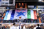 DESCRIZIONE : Brindisi Lega serie A 2013/14 Enel Brindisi Acea Virtus Roma<br /> GIOCATORE : Tifosi<br /> CATEGORIA : Tifosi<br /> SQUADRA : Enel Brindisi<br /> EVENTO : Campionato Lega Serie A 2013-2014<br /> GARA : Enel Brindisi Acea Virtus Roma <br /> DATA : 26/01/2014<br /> SPORT : Pallacanestro<br /> AUTORE : Agenzia Ciamillo-Castoria/GiulioCiamillo<br /> Galleria : Lega Seria A 2013-2014<br /> Fotonotizia : Brindisi Lega serie A 2013/14 Enel Brindisi Acea Virtus Roma<br /> Predefinita :