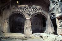 Armenie, Eglises de Gueghard // Armenia, Gueghard church