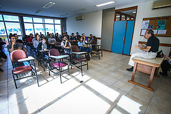 Marc Weiss apresenta a palestra no #FT17, Festival da Transformação 2017, realizado pela Associação dos Dirigentes de Marketing e Vendas do Rio Grande do Sul (ADVB-RS), na ESPM-Sul. Inspirado em alguns dos maiores eventos do mundo de inovação e tendências (SXSW, Cannes Lions e Burning Man), o #FT17 é maior hub de conteúdo da história de Porto Alegre.  Foto: Gustavo Granata / Agência Preview