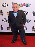 """Warwick Davis at the """"Moley"""" premiere, Leicester Square, London, Location, London, UK - 25 Sep 2021 photo by Roger Alacron"""