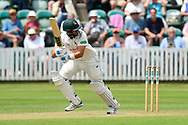 Ross Taylor of Nottinghamshire batting during the Specsavers County Champ Div 1 match between Somerset County Cricket Club and Nottinghamshire County Cricket Club at the Cooper Associates County Ground, Taunton, United Kingdom on 10 June 2018. Picture by Graham Hunt.