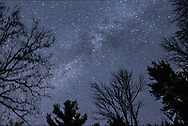 The Milky Way on an autumn evening in the Town of Wallkill, N.Y., on Nov. 8, 2020.