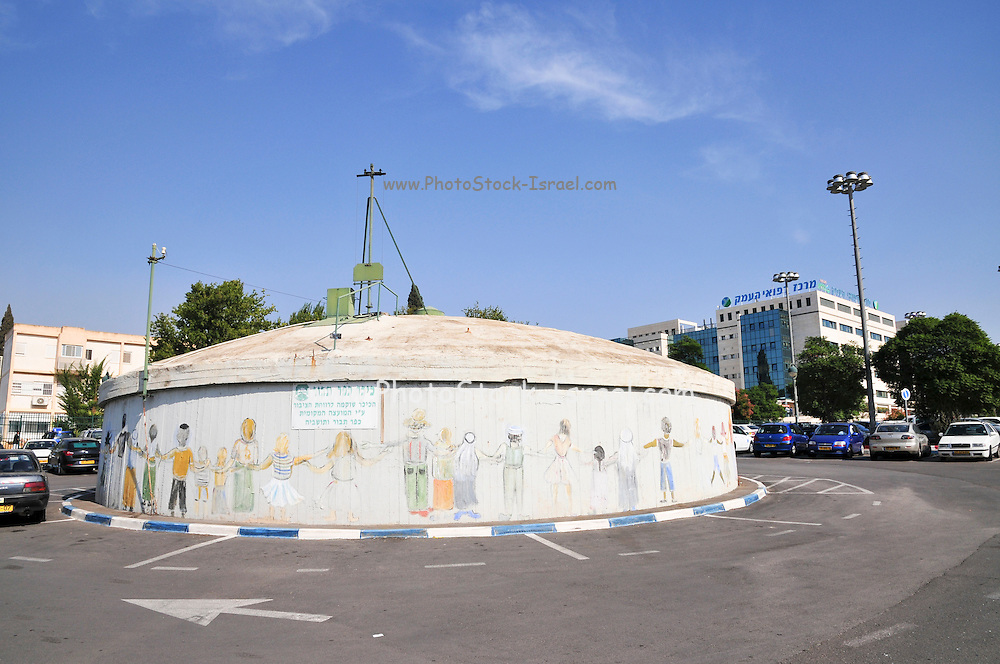 Israel, North District, Jezreel Valley, Afula, Emek Medical centre