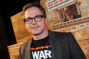 Guus Meeuwis lanceert nieuwe War Child schoolmusical in Carre Amsterdam.<br /> <br /> Op de foto:  Guus Meeuwis
