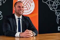 Rudmer Heerema (Member of Parliament VVD, Sport portfolio) during the talk show of the Dutch volleyball association. The association wants to start a professionalization process with which they want to strengthen recreational sport in the coming years on March 8, 2021 in Utrecht