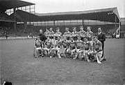 23/05/1965<br /> 05/23/1965<br /> 23 May 1965<br /> National Hurling League Final: Tipperary v Kilkenny at Croke Park, Dublin.<br /> Tipperary team.