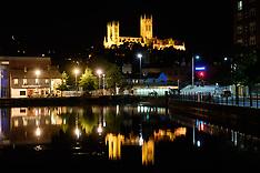 180915 - Lincoln at night