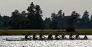 Eton,  GREAT BRITAIN. 2nd 8+,  Final, Eton School approaching the line as they win the final, at the Eton Schools' Regatta, Eton Rowing Centre, Dorney Lake. [Finish of cancelled National Schools Regatta], Saturday, 07/06/2008  [Mandatory Credit:  Karon PHILLIPS / Intersport Images] Rowing Courses, Dorney Lake, Eton. ENGLAND