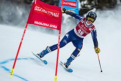 Roberta Melesi (ITA) during the Ladies' Giant Slalom at 57th Golden Fox event at Audi FIS Ski World Cup 2020/21, on January 16, 2021 in Podkoren, Kranjska Gora, Slovenia. Photo by Vid Ponikvar