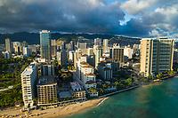 Resorts & Hotels of Waikiki