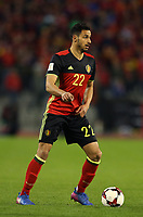 20170325 - Brussels, Belgium / Fifa WC 2018 Qualifying match : Belgium vs Greece / <br />Nacer CHADLI<br />European Qualifiers / Qualifying Round Group H /  <br />Picture by Vincent Van Doornick / Isosport