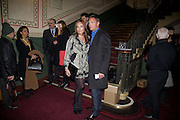 TAMARA ECCLESTONE; ROB MONTAGUE, Cirque de Soleil London premiere of Quidam. Royal albert Hall. 6 January 2009