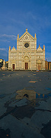 Italie, Toscane, Florence, Eglise Santa Croce //  Church of the Santa Croce, Florence, Tuscany, Italy