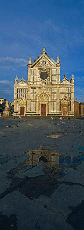 Italie, Toscane, Florence, Eglise Santa Croce //  Church of the Santa Croce, Florence, Tuscany, Italy